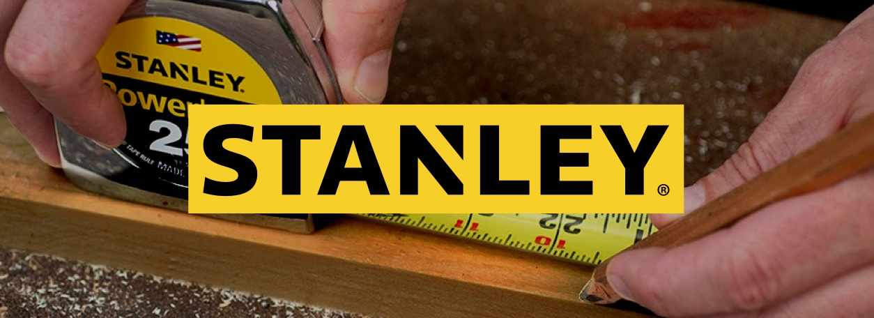 Shop Stanley at Arnot Building Supplies
