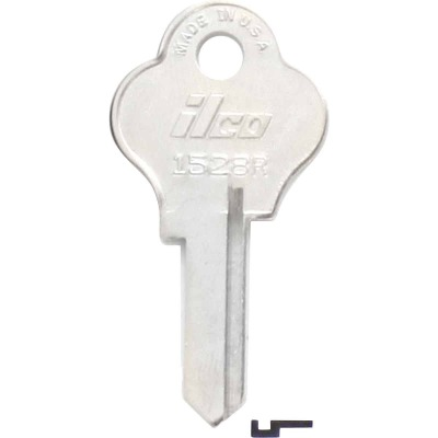 ILCO EMCO Nickel Plated Storm Door Key, 1528R (10-Pack)
