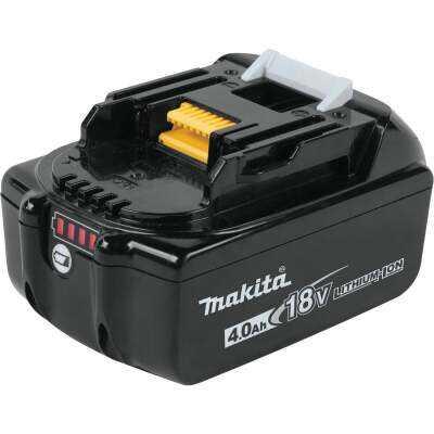 Makita 18 Volt LXT Lithium-Ion 4.0 Ah Tool Battery