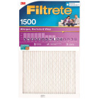 3M Filtrete 14 In. x 14 In. x 1 In. Ultra Allergen Healthy Living 1550 MPR Furnace Filter Image 1