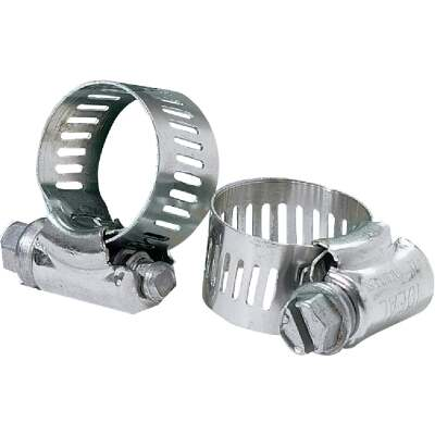 Ideal 2-1/2 In. - 4-1/2 In. 67 All Stainless Steel Hose Clamp