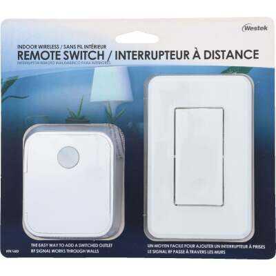 Westek 100 Ft. Range 12V 240W Wireless Switch