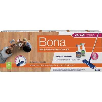 Bona Multi-Surface Floor Care System Mop