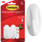 3M Command Small Utility Designer Adhesive Hook (2-Pack) Image 1