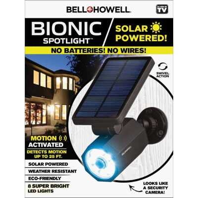 Bell+Howell Solar Powered Bionic Spotlight