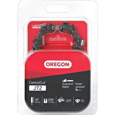 Oregon ControlCut J72 18 In. Chainsaw Chain