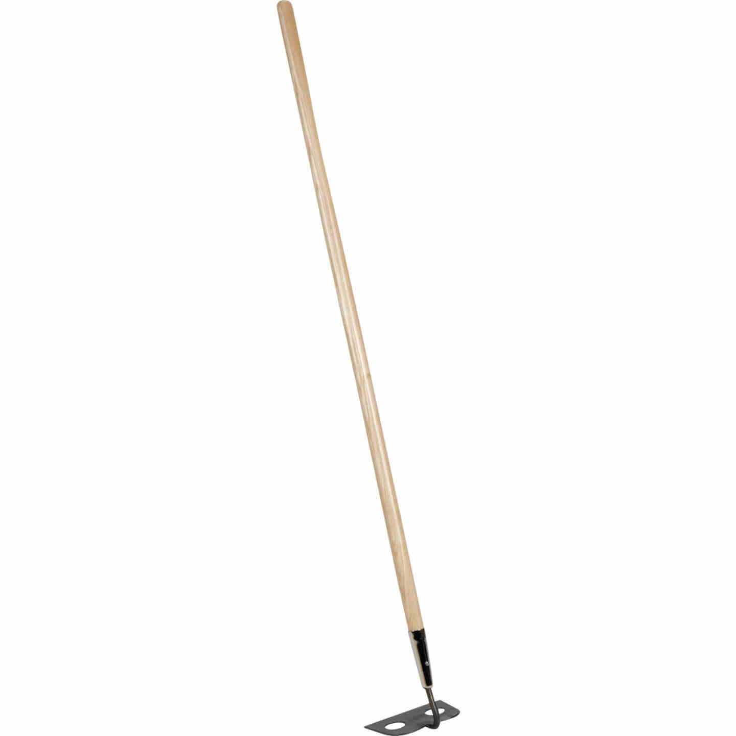 Do it Best 51 In. Wood Long Handle Forged Mortar Hoe Image 3