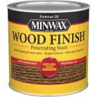 Minwax Wood Finish Penetrating Stain, Provincial, 1/2 Pt. Image 1