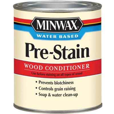 Minwax 1 Qt. Water-Based Pre-Stain Wood Conditioner