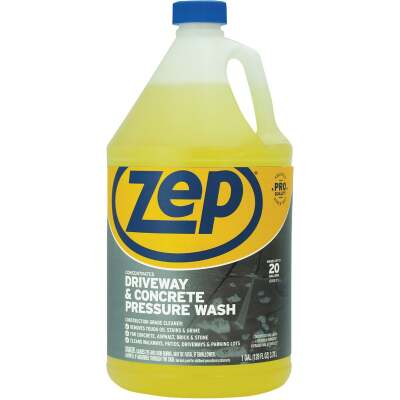 Krud Kutter 1 Gal. Concrete & Driveway Pressure Washer Concentrate Cleaner