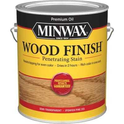 Minwax Wood Finish Penetrating Stain, Ipswich Pine, 1 Gal.