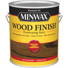 Minwax Wood Finish Penetrating Stain, Jacobean, 1 Gal. Image 1