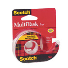 3M Scotch 3/4 In. x 650 In. MultiTask Transparent Tape Image 1